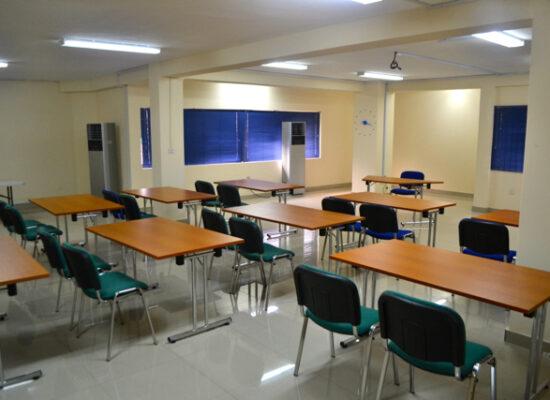 rekrut tranining center 100 capacity